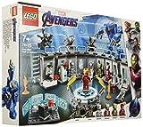 Lego Super Heroes Sala delle Armature di Iron Man