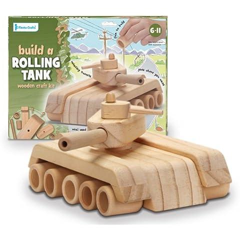 Fiesta Crafts - Juego de construcción para niños (T-2691)