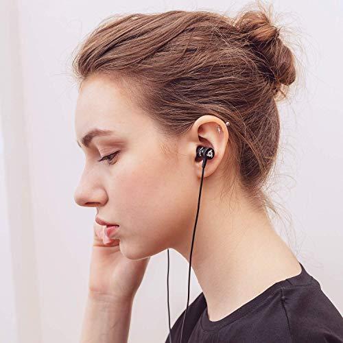 KLIM Fusion In-Ear-Kopfhörer mit Memory Foam, Rot - 7