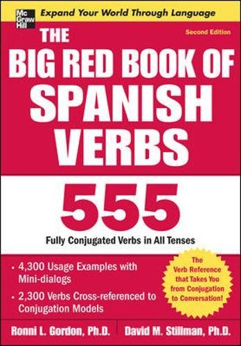 The Big Red Book of Spanish Verbs, Second Edition (NTC Foreign Language)