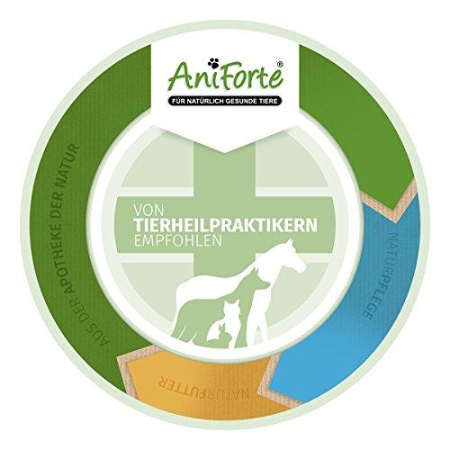 AniForte Vital-Snacks Zahnpflegestreifen 250 g mit Rind Hundesnack Hundeleckerlie- Naturprodukt für Hunde - 4