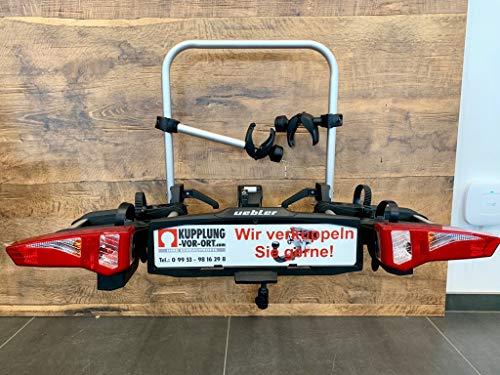 Uebler i21 15930 Kupplungsträger 90° abklappbar für 2 Räder oder e-Bikes