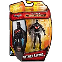 DC Comics Multiverse Batman Arkham City - Batman Beyond 4-Inch Figure by Mattel