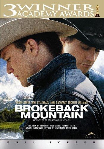 Brokeback Mountain (Full Screen)