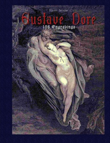 Gustave Dore: 108 Engravings