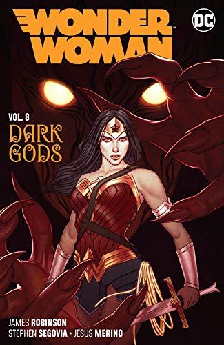Wonder Woman (2016-) Vol. 8: The Dark Gods (English Edition) eBook ...