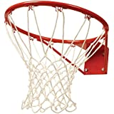 Raisco 36.cm Nylon Basketball Ring with Net (Orange)