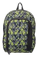 Mountain Warehouse Vertical 20L Medium Rucksack Bag Backpack Back Pack Walking Hiking Lime
