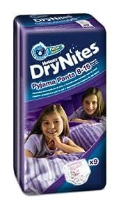 Huggies DryNites Pyjama Pants for Girls age 8-15 by Huggies