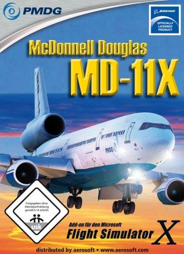 NBG Flight Simulator X - McDonnell Douglas MD-11X (Add-On)