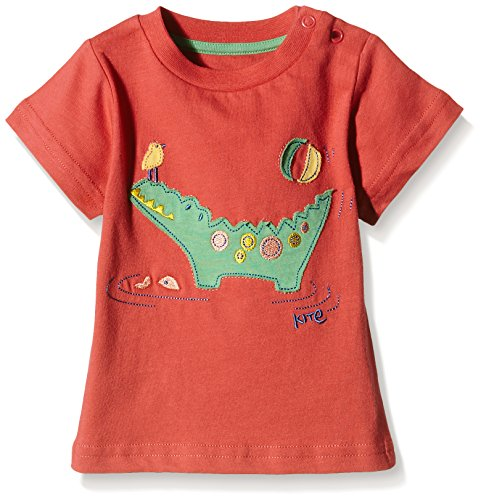 kite-baby-boys-crocodile-round-collar-short-sleeve-t-shirt-red-3-6-months