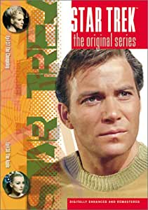 Star Trek - The Original Series, Vol. 19, Episodes 37 & 38: The Changeling/ The Apple [Import USA Zone 1]