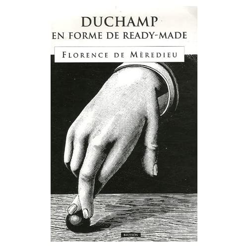 Duchamp en forme de Ready Made