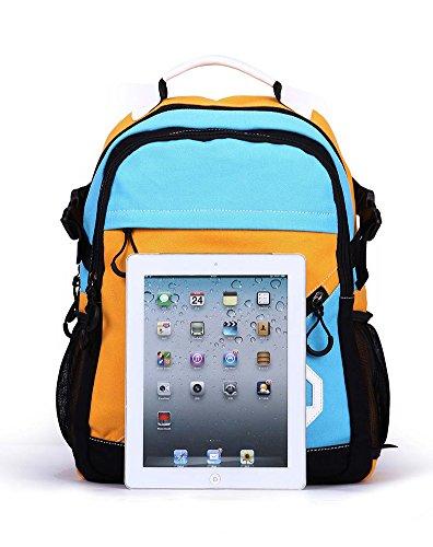 Borsa Semplice Scuola Di Korean Air/Studente Zaino Laptop Bag/Viaggio Zaino-C B