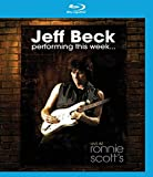 Jeff Beck Perfroming This Well (BLURAY) [Reino Unido] [Blu-ray] [Reino Unido]