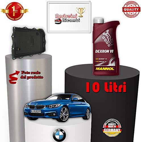 KIT FILTRO CAMBIO AUTOMATICO E OLIO F33 430 d 190KW DAL 2014 -> /1098