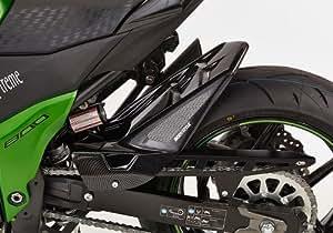 Garde boue arrière Bodystyle Kawasaki Z 800 13-16 look carbone