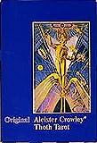 Image de Tarotkarten, Thoth Tarot Karten De-Luxe-Ausgabe (extra große Karten, 95 x 140 mm)