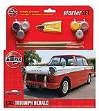 Airfix Triumph Herald Plastik Fahrzeug Modellbau Bausatz