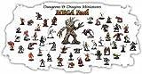 10 Assorted D&D Dungeons and Dragons Miniatures Figures gebraucht kaufen  Wird an jeden Ort in Deutschland