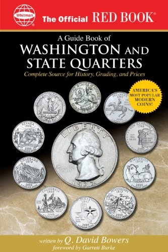 A Guide Book of Washington and State Quarter Dollars (Official Red Books) (English Edition) -