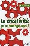 Image de La créativité ça se manage aussi !
