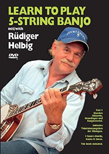 Rüdiger Helbig - Learn to Play 5-String Banjo
