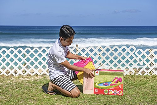 Jilong - Piscina para niños con juegos animales...