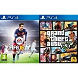 FIFA 16 - Standard Edition + Grand Theft Auto V (GTA V)