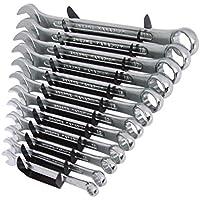 Silverline SP1236 Jeu de 12 clés mixtes 8-19 mm