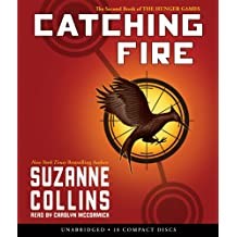 Catching Fire (The Second Book of the Hunger Games) - Audio