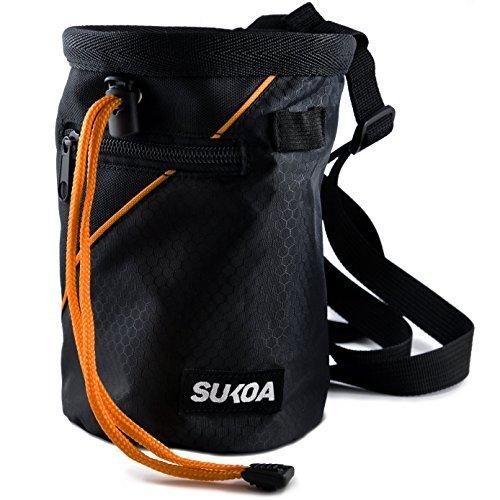 it Quick-Clip Gürtel und 2 großen Reißverschlusstaschen ()
