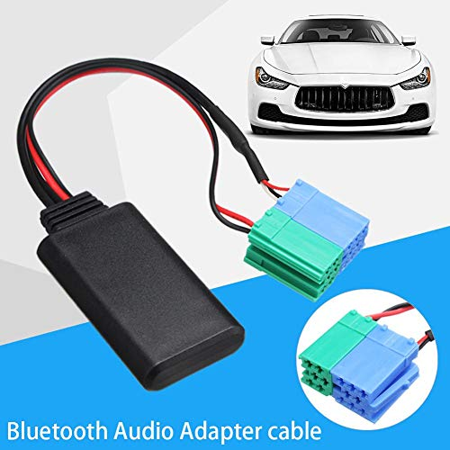 Hama AUX IN Adapter for Becker//Blaupunkt//VDO 1.2m 3.5mm Nero cavo audio