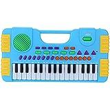Andoer® Mini Teclado Electrónico 31 Teclas Multifuncional Juguete de Música Regalo Electone Educativo Cartoon para Niños Bebés Principiantes