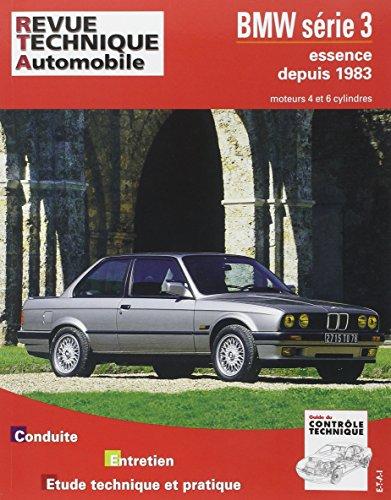 Revue Technique 448.6 Bmw Serie 3 (83/92)