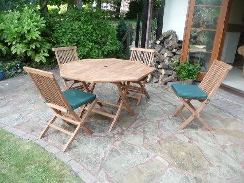 Teak Garden Furniture Amazon.uk