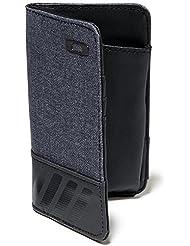 Oakley Halifax cartera monedero, color negro, talla talla única