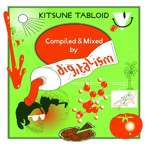 Kitsuné Tabloid compiled & mixed by