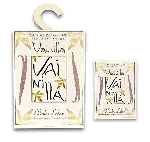 Preisvergleich Produktbild Set aus 2Vanilla Zuhause und Auto Duo, gro und Mini Duftsckchen Duft Vanille