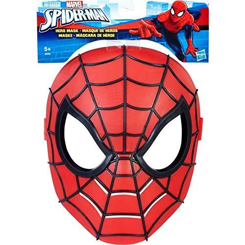 Spider-Man A1514- Spiderman-Maske Maske   Taglia única Mehrfarbig