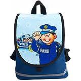 Lutz Mauder 02070 Kindergarten-Rucksack Polizei