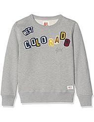 Unbekannt Jungen Sweatshirt C-Neck Sweater West