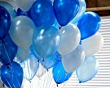 BALLOON JUNCTION Metallic HD Balloons (B...