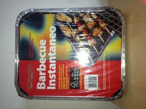 Bar-Be-Quick jetables barbecue quantité limitée à ce Prix