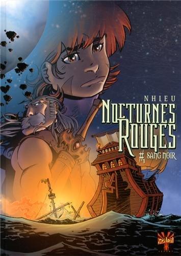 Nocturnes Rouges, tome 1 : Sang noir, nouvelle édition