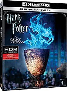 Harry Potter e il Calice di Fuoco (Blu-Ray 4K Ultra HD + Blu-Ray)