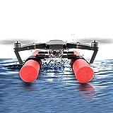 Flycoo Landing Gear para DJI Mavic Pro Drone Protection Accessories Tren de aterrizaje Kit de aterrizaje Flotando en el agua Piernas Pies Cojín de esponja