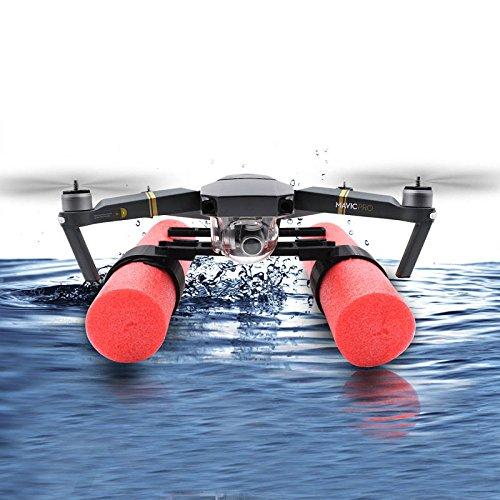 ing Gear für DJI Mavic Pro Drone Protection Zubehör Landing Train Landing Kit Auf dem Wasser schweben Beine Füße Schwamm Kissen ()