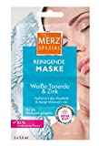 Merz Spezial Reinigende Maske Tonerde & Zink, 15er Pack (2 x 7,5 ml je Pack)