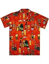Funky Camisa Hawaiana XS-XXL